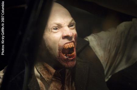 Uno de los vampiros de 30 Days of Night